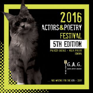 Catalogo di ActorsPoetryFestival