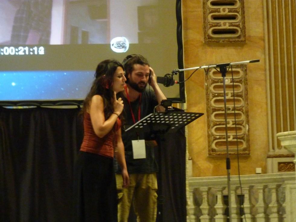 Live di doppiaggio ActorsPoetryFestival 7th