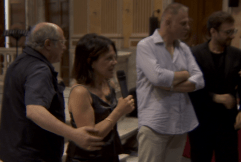 Angelo Pastore, Daniela Capurro, Roberto Padovani