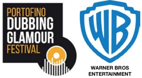 Portofino Dubbing Glamour Festival e Warner Bros