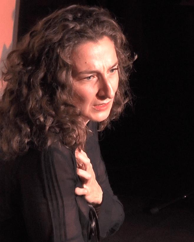 Roberta Barbiero vincitrice premio SFI Media a Portofino Dubbing Glamour Festival