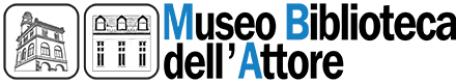 Museo dell'Attore Genova - Portofino Dubbing Glamour Festival - ActorsPoetryFestival. Main Partner