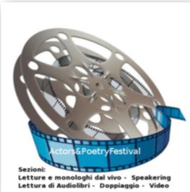 Logo ActorsPoetryFestival 2nd