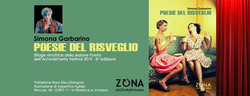 Poesie del Risveglio, Simona Garbarino. Editrice Zona.
