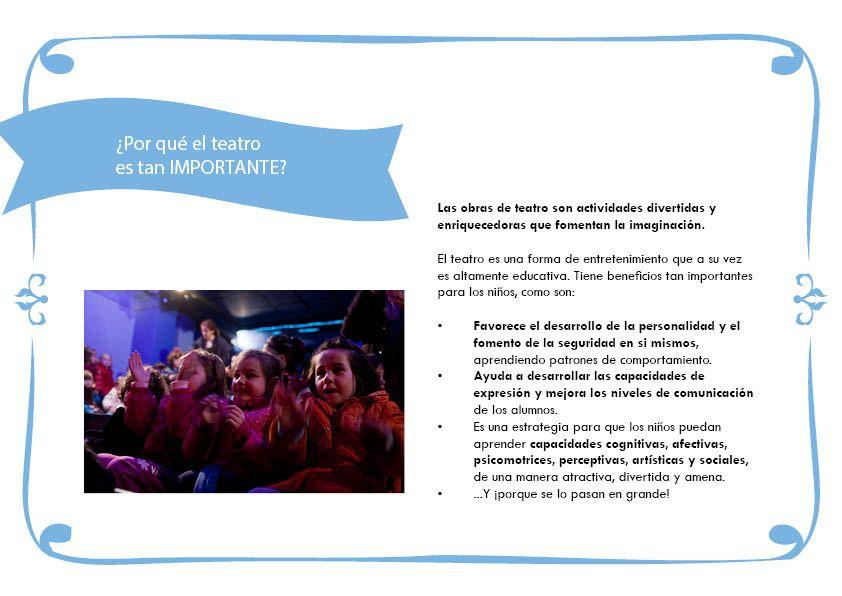 Campaña Escolar TEATRO LA ESTRELLA 2020-20214