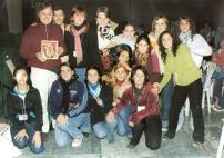 Festival teatro juvenil pico Truncado - 2005