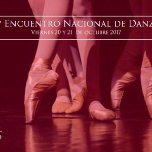 IV ENCUENTRO NACIONAL DE DANZA