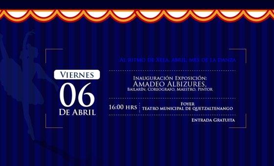 Exposición Amadeo Albizures