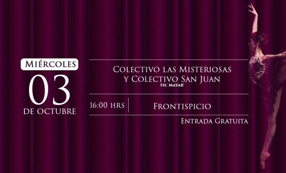 Colectivo las Misteriosas y Colectivo San Juan