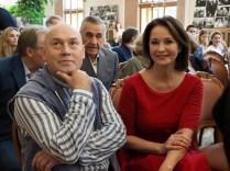 Виктор Сухоруков и Ольга Кабо