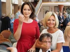 ОЛьга Кабо и Ирина Климова