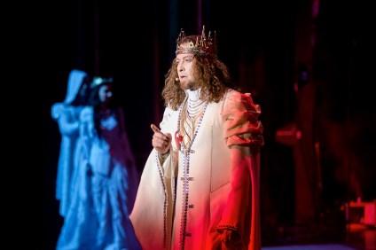 Король-жрец – Федор Воскресенский