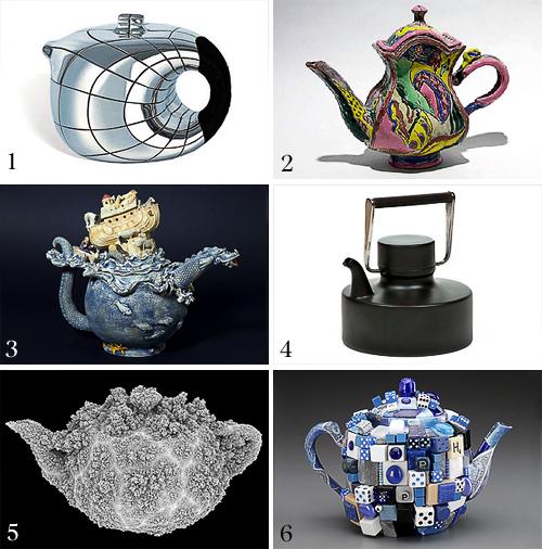 Teapots The Teatropolitan Times