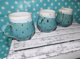 Turquoise Mugs