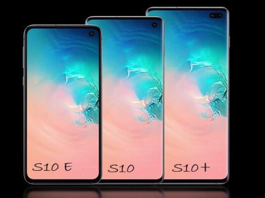 Samsung S10 6