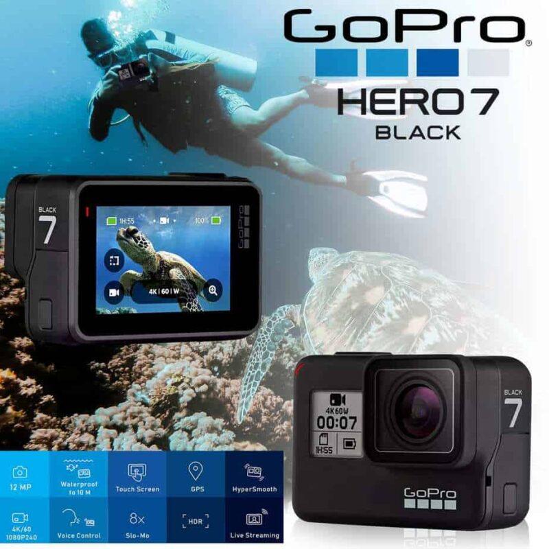 GoPro HERO 7 Black | Análisis: la cámara que quieres 7