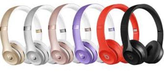 Beats solo 3 gama de colores