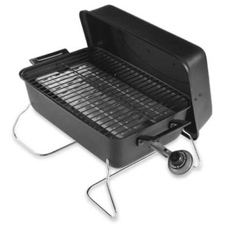 CHAR BROIL Portable Gas Grill 4