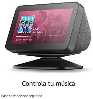 """Echo Show 5 - Pantalla compacta de 5.5"""" con Alexa - Negro 1"""