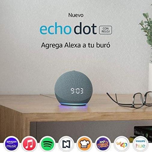 Nuevo Echo Dot (4ta Gen) 1