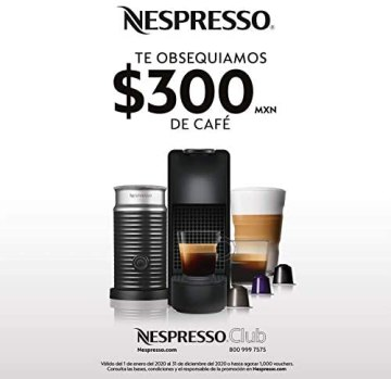 Cafetera Nespresso Lattissima