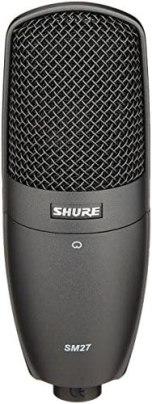 Micrófono Shure SM27-SC 3
