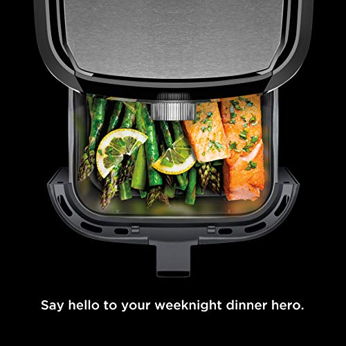 Chefman Freidora de Aire Digital de 4 Litros | Airfryer | Ajustes Preestablecidos | Acero inoxidable 5