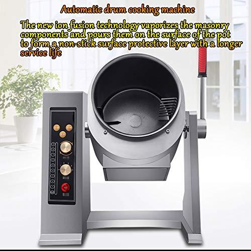 HXXXIN Máquina De Cocción Automática, Robot De Cocción Inteligente, Máquina De Arroz Frito con Arroz, Máquina De Cocción Doméstica Multifunción, Cocción Al Vapor, Freír, Guisar 5