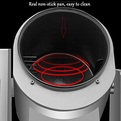 HXXXIN Máquina De Cocción Automática, Robot De Cocción Inteligente, Máquina De Arroz Frito con Arroz, Máquina De Cocción Doméstica Multifunción, Cocción Al Vapor, Freír, Guisar 3