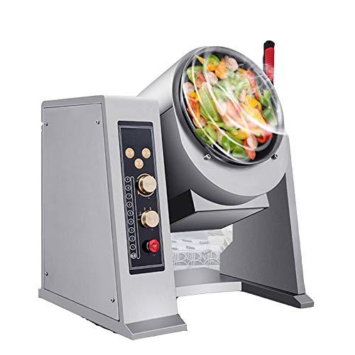 HXXXIN Máquina De Cocción Automática, Robot De Cocción Inteligente, Máquina De Arroz Frito con Arroz, Máquina De Cocción Doméstica Multifunción, Cocción Al Vapor, Freír, Guisar 1