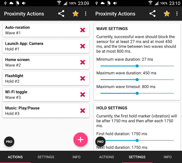 Review: 'Proximity Actions' for broken power button