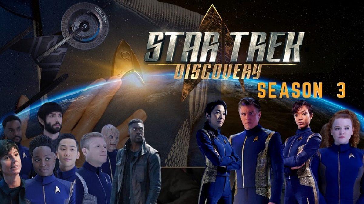 Star Trek Discovery Trailer