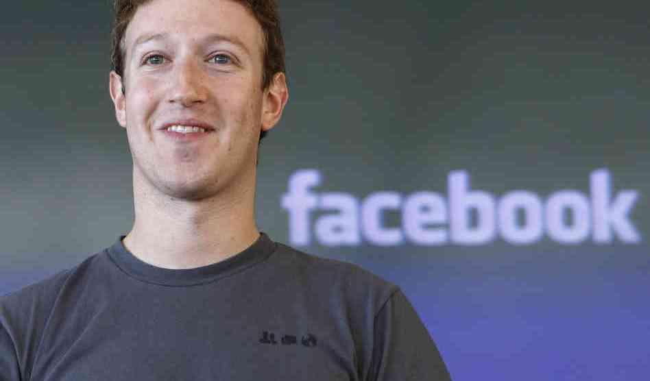 Mark Zukerberg, Facebook CEO
