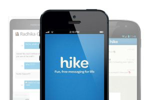 hike messenger buys Zip Phone to provide free voice call services