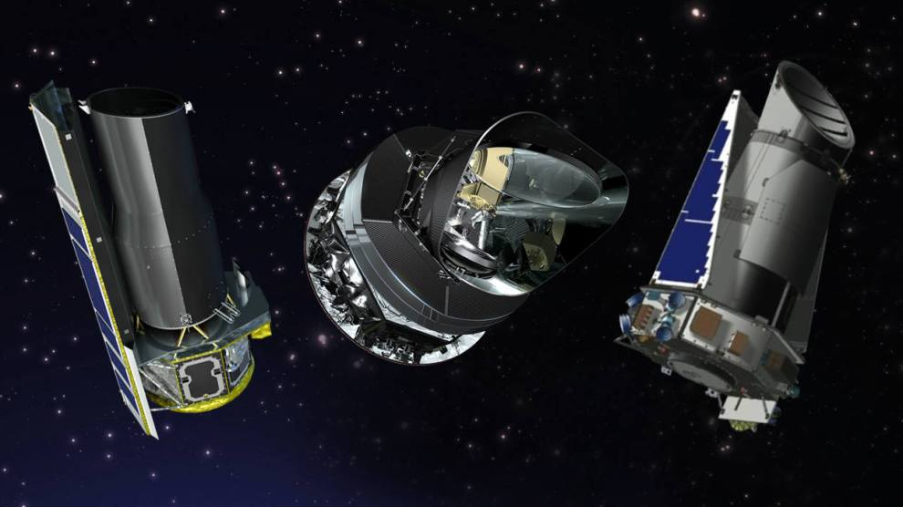 Kepler Telescope finds three new planets