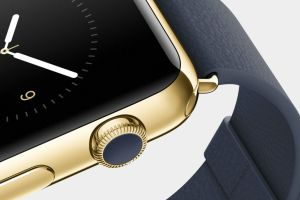 Apple watch gold edition tecake