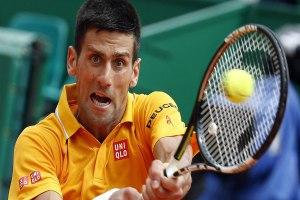 Novak Djokovic reach into the Monte Carlo Masters finals on Saturday