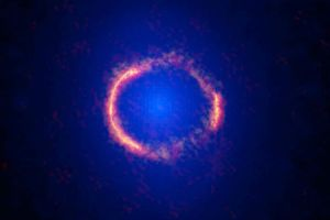 SDP.81: Astronomers locate massive galaxy 11.7 billion light-years far