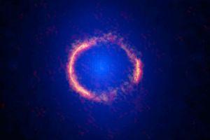 SDP.81: Astronomers locate massive galaxy 11.7 billion light-years far