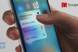 Synaptics 3D Touch ClearForce -The TeCake