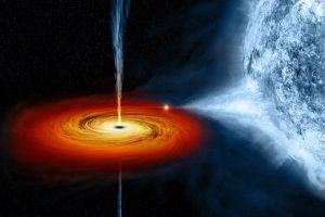 NASA celebrates #BlackHoleFriday by tweeting five stunning images
