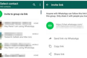 WhatsApp to get new Group Chat Sharable Links with next upgrade