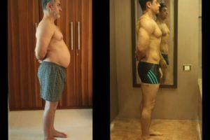 Aamir Khan Dangal Fat to Fit
