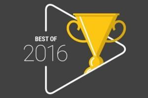 Google Play Best of 2016