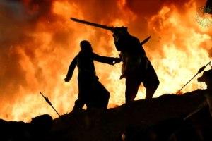 Kattappa killed Bahubali