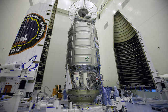 NASA delays Orbital ATK's 7th commercial resupply mission to ISS after technical glitch