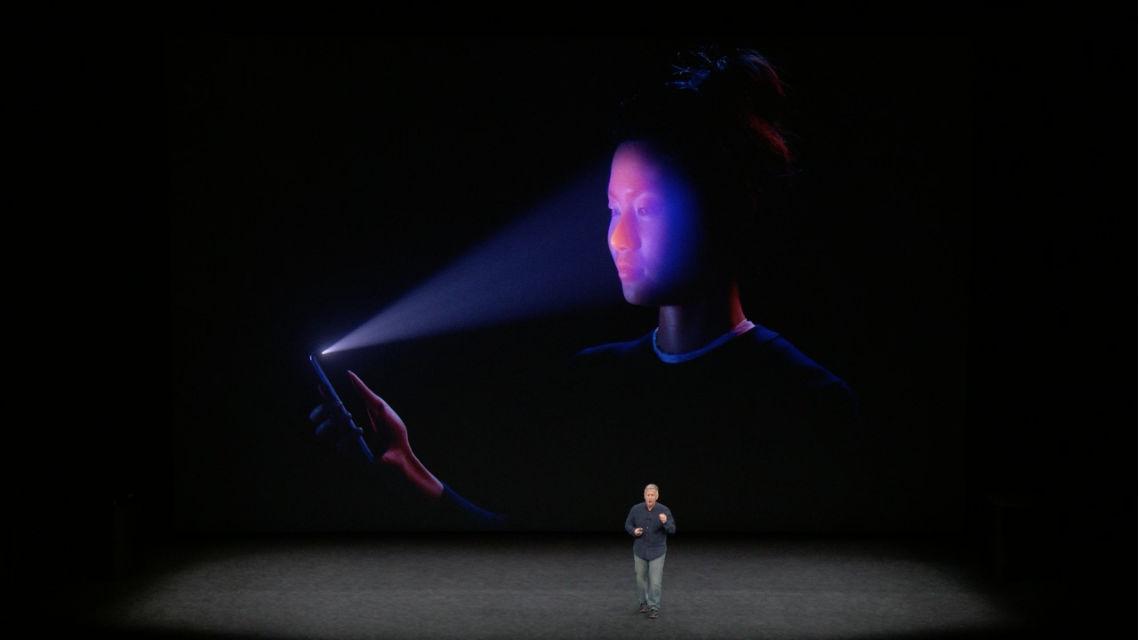iPhone X FaceID