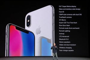 iPhone X Specs and features