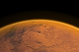 Study revealed Martian atmosphere is protective despite absence of magnetic dipole