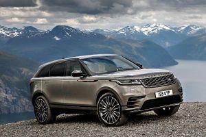 Land Rover unveils the 2018 Range Rover Velar starting Rs 78 Lakh